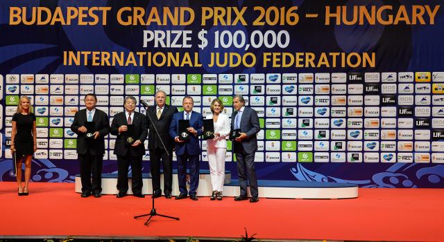 Remeklő japánok a Budapest Judo Grand Prix-n