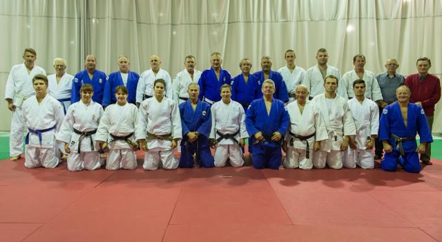 A Magyar Judomesterek hete a Judoinfo oldalán