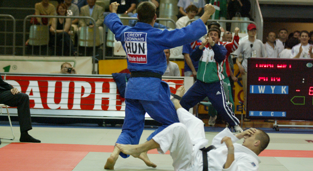 A Kecskeméti Judo Club Európa-bajnoka