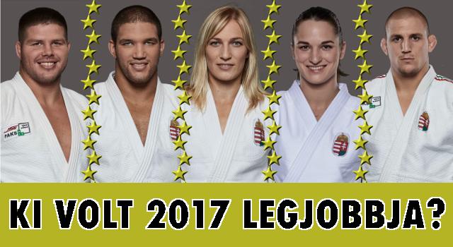 Szavazz! Ki volt 2017 legjobb magyar judósa?