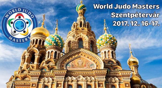 Hat magyarral jön a World Judo Masters!