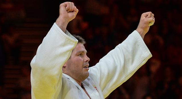 Teddy Riner kilencedszer világbajnok, Bor Barna ötödik