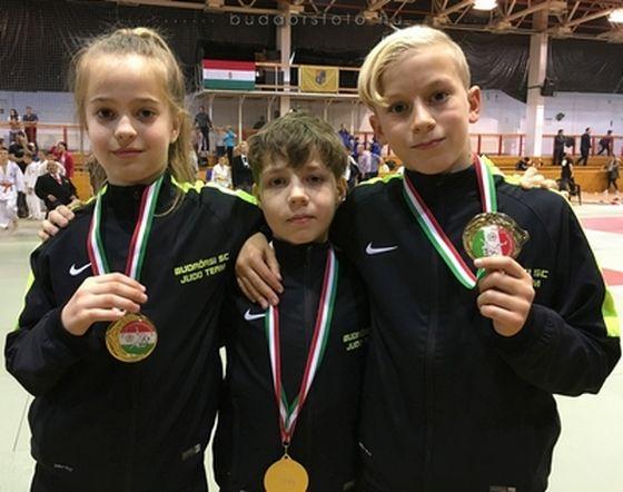 Három budaörsi magyar bajnoki cím diák C ob-ról