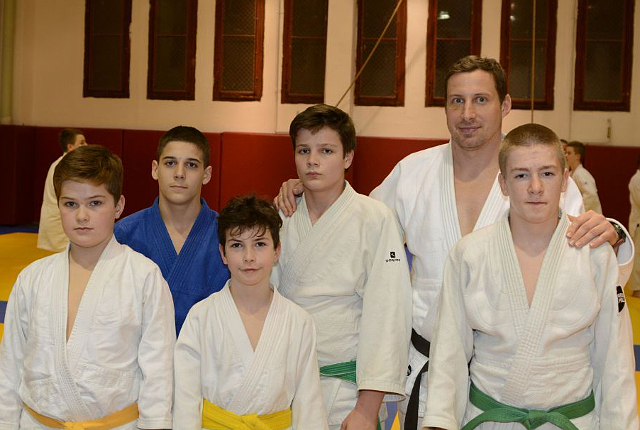 Eredményes a sportiskola judoszakosztálya